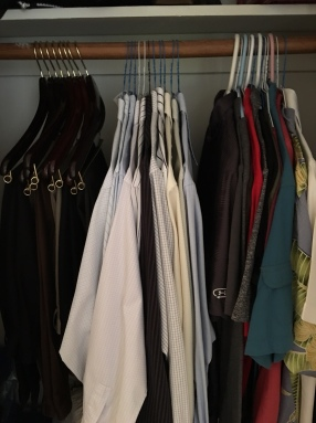 Reduced closet