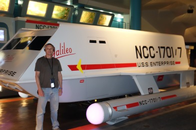 TOS: Galileo Shuttlecraft