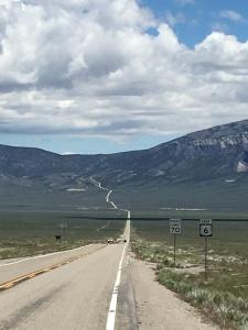 Nevada climb