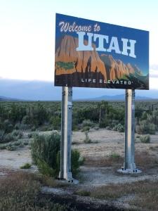 Nevada welcome utah