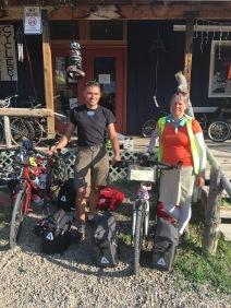 Nicholas Jones, owner of Lizard Head Bicycles in Dolores, Colorado