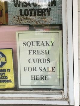 Fresh curds