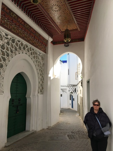 Mosque door, Tangier