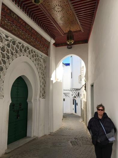 Mosque door, Tangier