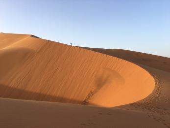Merzouga Sarah desert