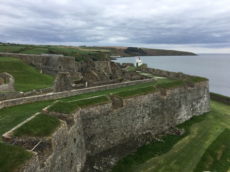 Fort Charles in Kinsale