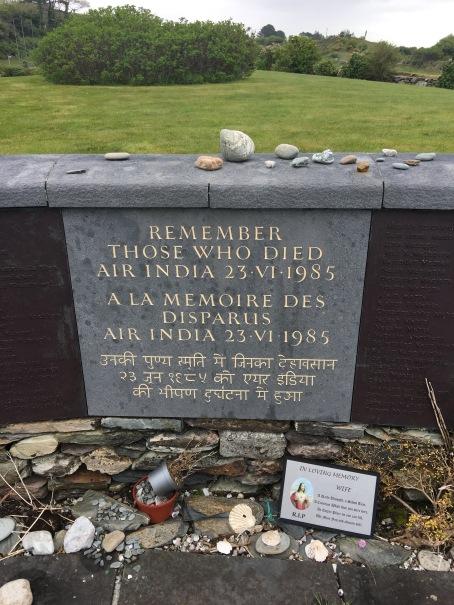 Air India memorial