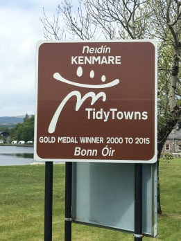 """Tidy towns"" are a thing"