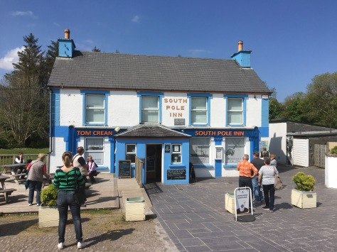 The pub that Tom built