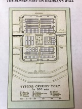A fort layout