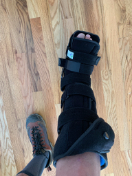 My Walking Boot