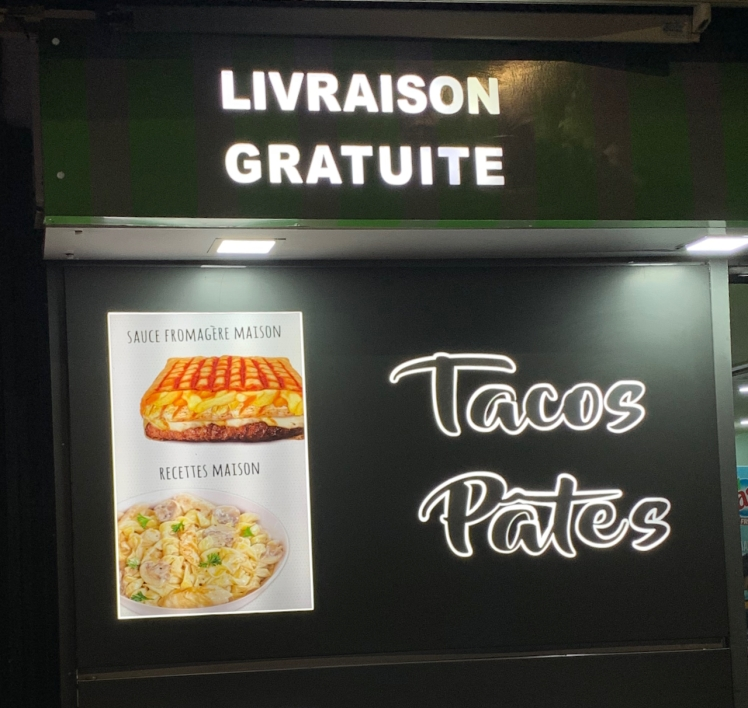 French Tacos